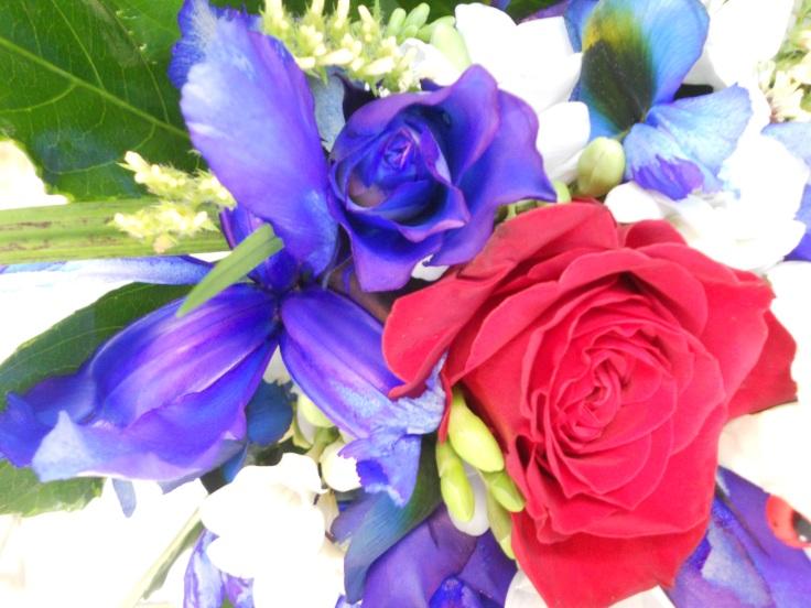 Particolare di un bouquet