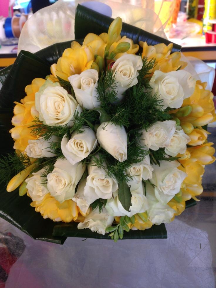 Un bouquet per festeggiare i 18 anni!