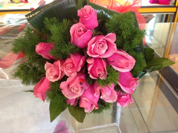 E' tempo di lauree: un bouquet per festeggiare!
