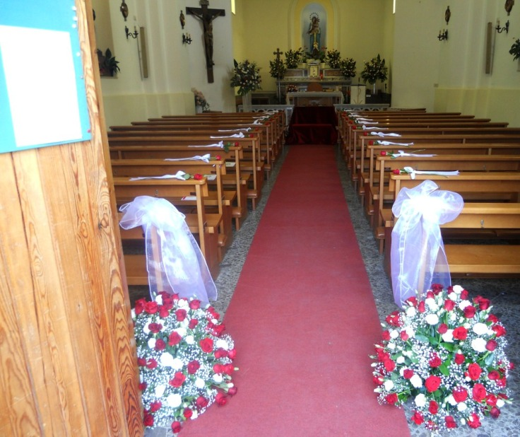 14. Interno chiesa