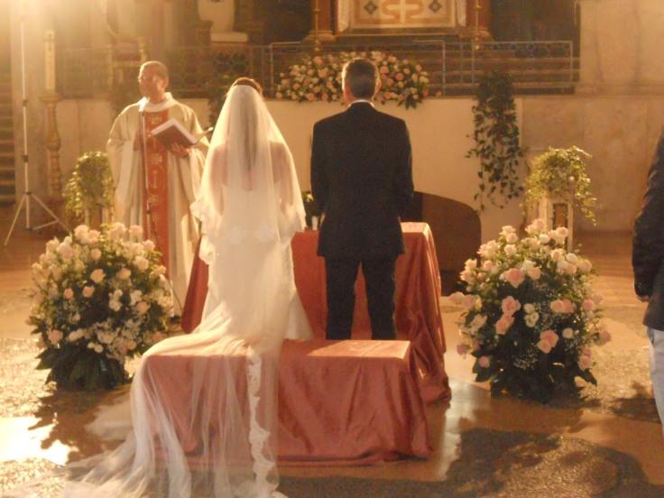 15. gli sposi