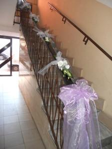A casa della sposa: il passamano