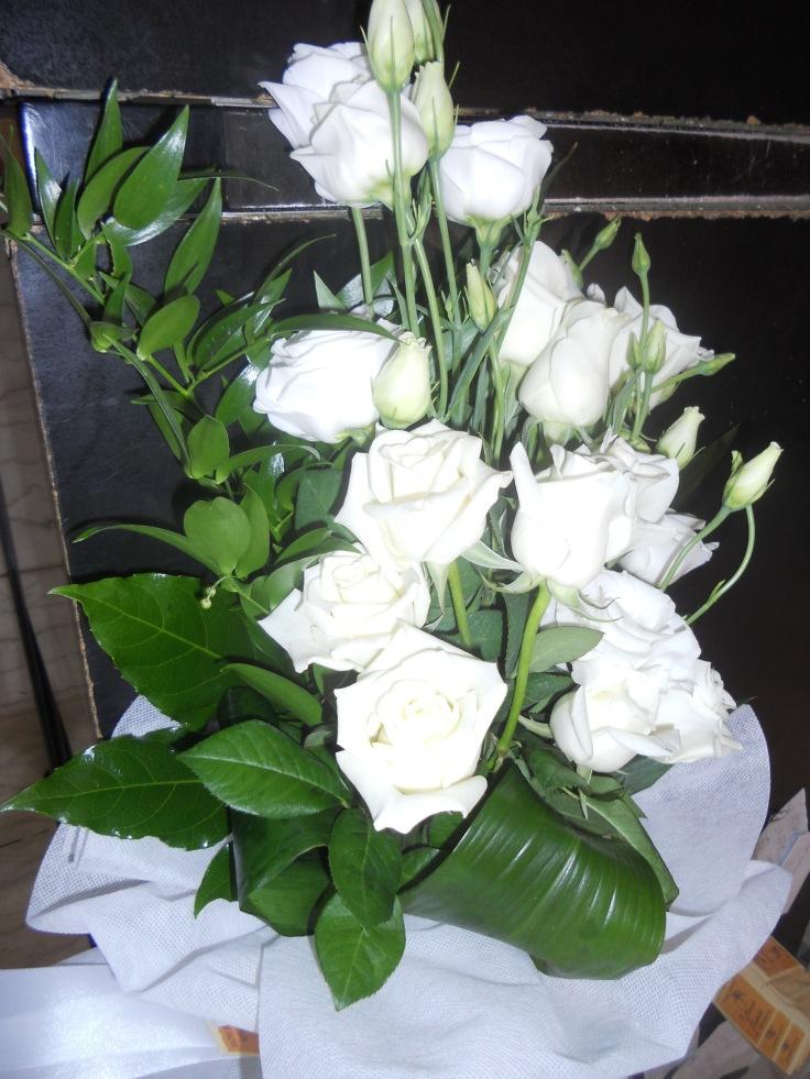 4. bouquet offertorio