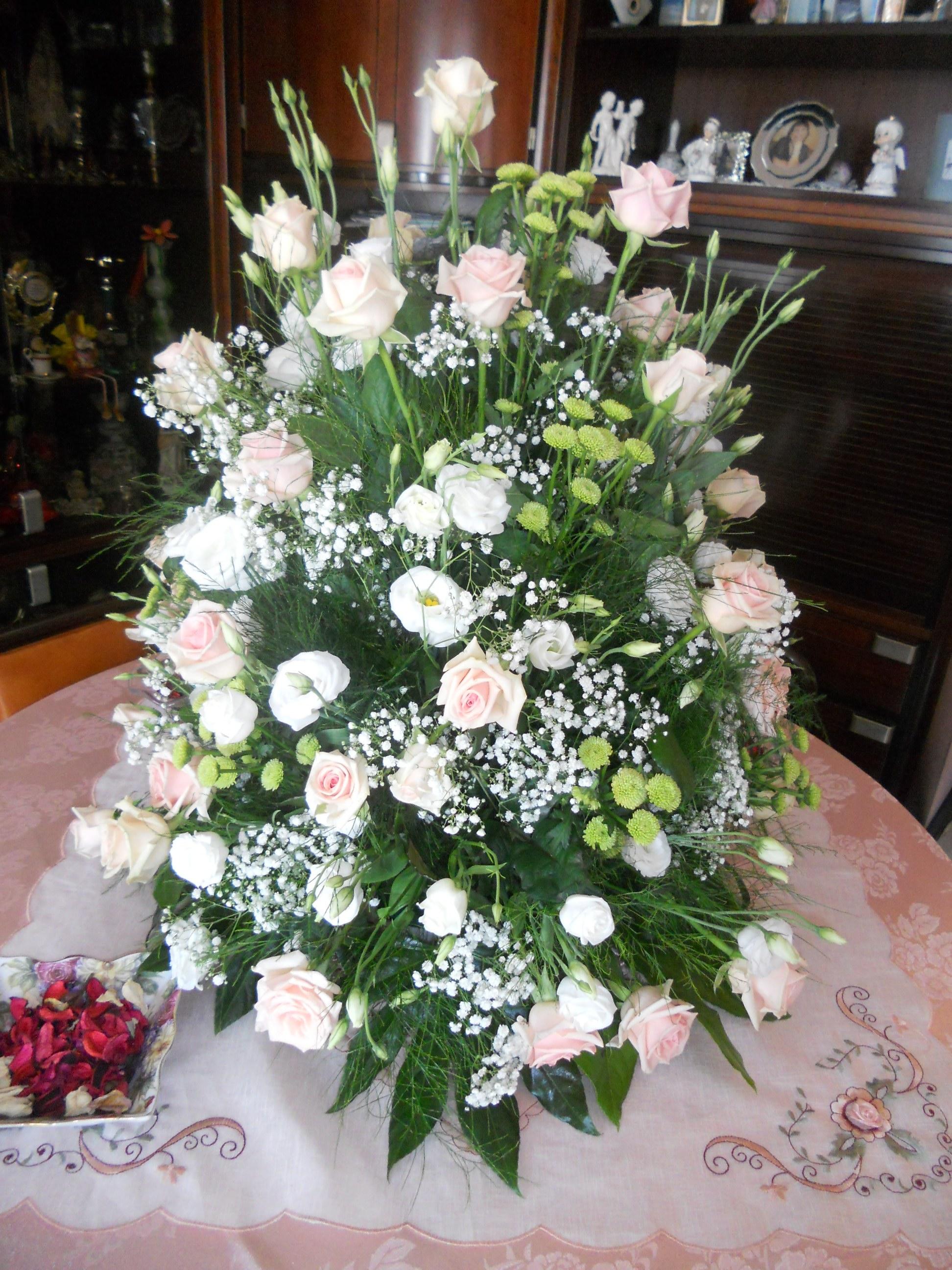 Addobbi tavoli matrimonio casa dj47 regardsdefemmes - Addobbi floreali casa sposa ...