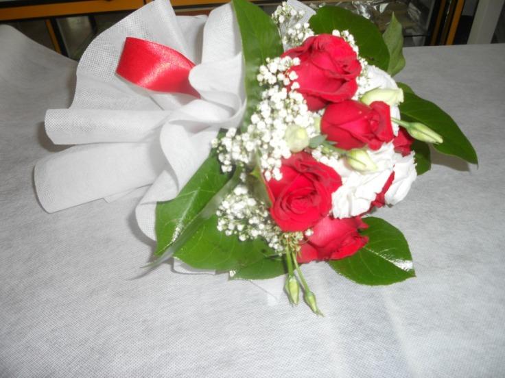 5. Bouquet testimone