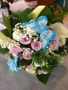Il bouquet della sposa
