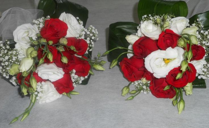 8. Bouquet per auto