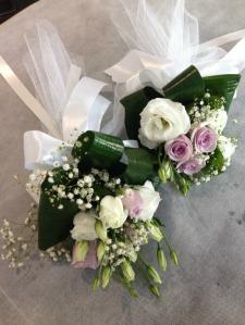 Bouquet per auto
