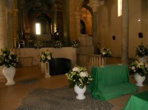 ALTARE MAGGIORE - CATTEDRALE SAN CATALDO - BORGO ANTICO