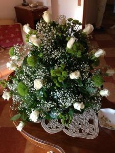 A casa della sposa: composizione
