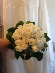 La sposa: il bouquet