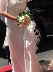 L'attesa: l'arrivo della sposa (dettaglio)